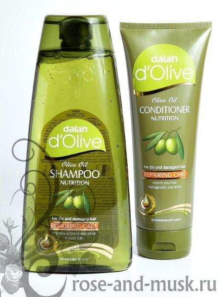 Косметика dalan d olive